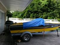 I have a norris craft fish and ski boat for sale its a