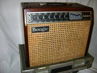 I have several tasty old amps going back to the 30s.
