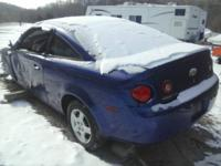 Offering parts off a 2006 Chevy Cobalt. Rates for some
