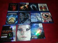 Want to sell my like new Blu Ray movies asking the