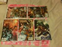 Selling(Set #9)--Onslaught Reborn Variant Comic Books: