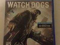 Watch Dogs is up for grabs or trade. I have beat Watch