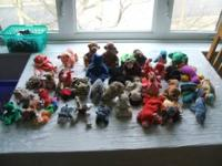 i am selling my beanie baby collectoin that i no longer