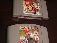 Selling several extra n64 games. Games vary from decent