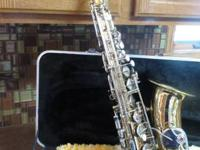 Selmer, Aristocrat Saxophone, Model AS500, bought new