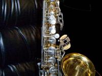 This Selmer Bundy II alto saxophone, serial # 795725