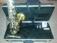 Purchased this sax used from Sam Ash for $700 and have