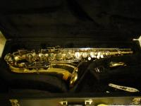 Selmer Bundy II Tenor Saxopohone in great playing