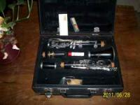 This Selmer Clarinet is in excellent condition and is