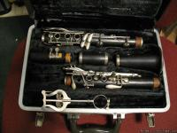 Selmer Signet Clarinet in good playing condition. It