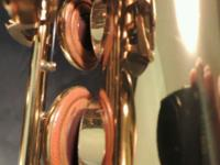 Type: Saxophone Type: Tenor Mark VI from 1965 is in