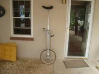 Semcycle XL 6' Giraffe Unicycle Semcycle is the Rolls