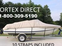 We carry a full line of boat covers, bimini tops, and