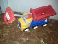 This ride on toy can be used three diffrent ways. ur