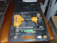 used Senco Cordless Finish Nailer forsale or trade for