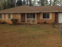3 Bedroom 2 bath, laundry room, fenced yard and covered