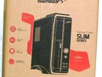 SENTRY SS1-2424 USB3.0 Low Profile Computer Case, 450W