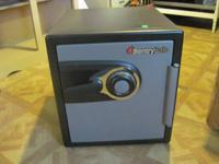 Used great condition Fire Resistant Safe from Sentry.