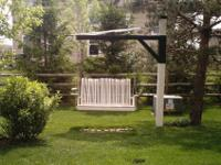 Serenity Swing is a open design for your swimming pool