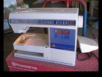 Husqvarna sewing machine great condition hardly used
