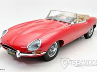 1964 Jaguar XK E-Type RARE EARLY Series 1 finished in