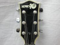 I have a series 10 electric guitar for sale. Plays and