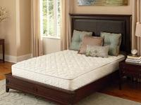 The Serta Perfect Sleeper mattress offers the feel and