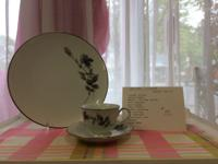 Open Box Noritake L'Amoire pattern service for 12 with