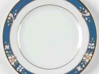 This is a 77 piece set of Noritake china in the