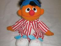 Sing & Snore Ernie is a Sesame Street plush toy