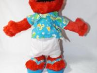 Price reduced from $30.00! Limbo Elmo Doll with Limbo