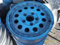 Rims in very good condition, other than needing some