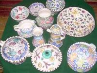 We are changing decor and selling pottery serving set
