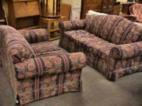 Pair - Couch Sofa Love Seat    Get there 1st and check
