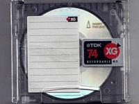 I have a set of 18 In Very Good Condition TDK MD-XG-74