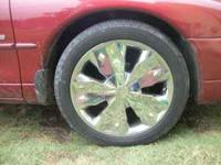 used universal Venti rims, no scratches or chips front