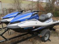 Available by owner: 2 2010 Kawasaki Ultra LX JetSkis