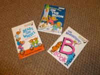 This set of 3 Berenstain Bear books includes: Bears on