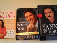 "Trine publications including ""Become a Better You"" by"