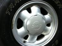 We have a set of Factory GMC wheels/ rims for sale!!!