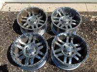 "No sensible offer declined.  Set of 4 18"" 6 Lug Eagle"
