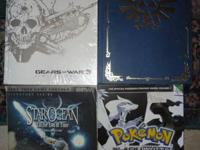 Set of game guides includes:  Sealed limited edition
