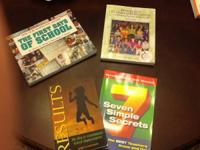 Set of 4 books for an instructor's library:. First Days