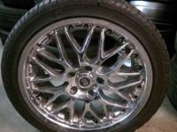 For Sale 4 Enkei Aegis R18 rims that are in great