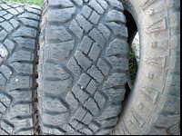 These tires still have 15 to 20 thousand miles left on