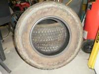I have a set of 4 Goodyear Wrangler tires for sale with