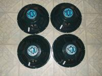 Set of 4 Jensen Mod 35 12's. Excellent condition. Less