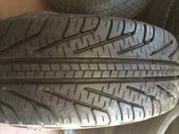 I HAVE A SET OF 4 LIKE NEW MICHELIN 185/65/14 TIRES FOR