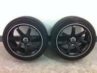 make offer set of four off a 1984 280 z rims may fit