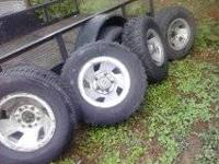 Just sold my truck and kept the relativly new tires.
